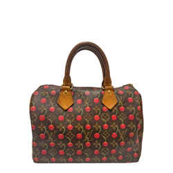 Louis Vuitton Monogram Cerise Cherry Speedy 25 Limited Edition 2005