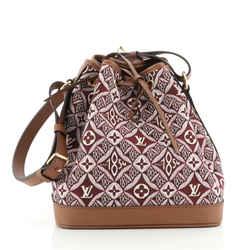 Petit Noe NM Handbag Limited Edition Since 1854 Monogram Jaquard