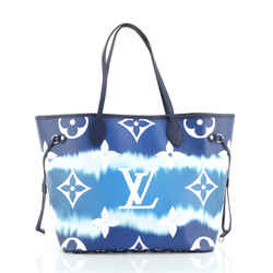 Neverfull NM Tote Limited Edition Escale Monogram Giant MM