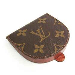 Louis Vuitton Monogram Portomonet Cuvette M61960 Unisex Monogram Coin P BF530975