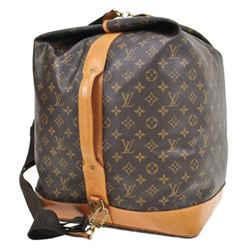 Monogram Leather Weekend/travel Bag