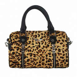 Zadig & Voltaire | Leopard Ponyhair Handbag