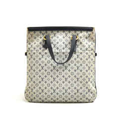 Louis Vuitton Francoise Khaki Mini Monogram Canvas Tote Bag LT800