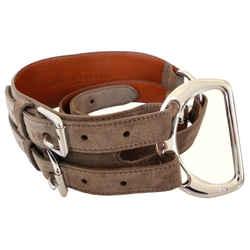 Buckskin belt