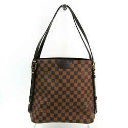 Louis Vuitton Damier Cabas Rivington N41108 Shoulder Bag Ebene BF517087