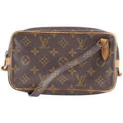 Louis Vuitton Monogram Pochette Marly Bandouliere Crossbody 249lvs212