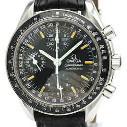 Polished OMEGA Speedmaster Mark 40 Steel Automatic Mens Watch 3520.50 BF517870