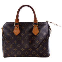 Louis Vuitton Monogram Speedy 25 Boston PM Small  857379