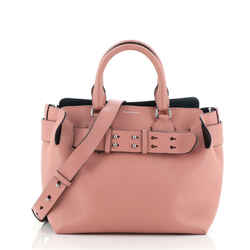 Belt Tote Leather Small