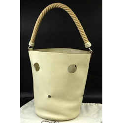 Taurillon Clemence Mangeoire GM Rope Bag 222332