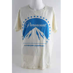 Gucci Oversize T-shirt With Paramount Logo