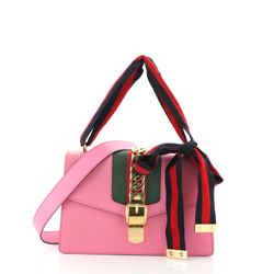 Sylvie Shoulder Bag Leather Small