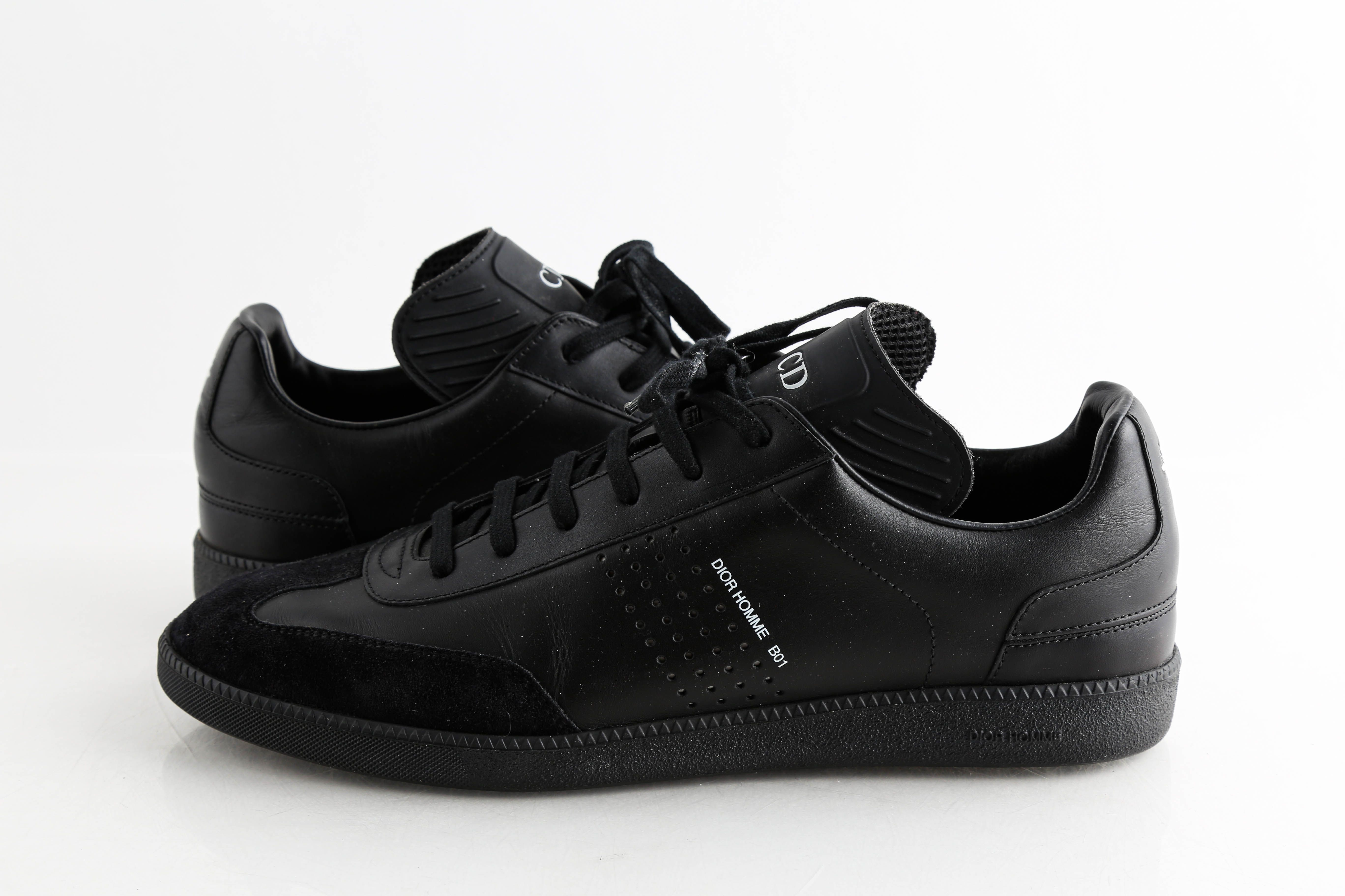 Dior Homme B01 Sneakers | LePrix