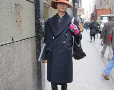 Street Fashion: Style Stalking in NYC