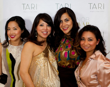 Much to Celebrate: LePrix's Swap & Sip Launch at TARI