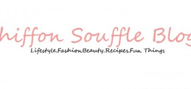 Featuring Chiffon Souffle blogger, Heather Hahn!