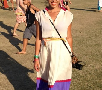 Street Fashion: Style Stalking at Coachella