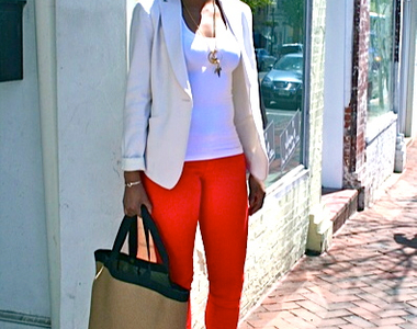 Street Fashion: Style Stalking in DC