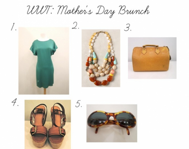What to Wear Thursdays: Mother's Day Brunch