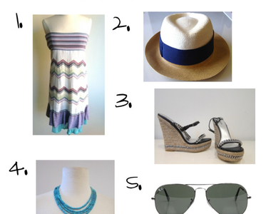 What to Wear Thursdays: Summer BBQ