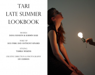 Featuring Tari's Summer Lookbook
