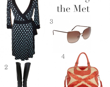 What to Wear Thursdays: Visiting the Met