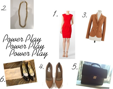 What to Wear Thursdays: Power Play