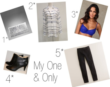 What to Wear Thursdays: My One and Only