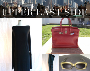 What to Wear Thursdays: Upper East Side