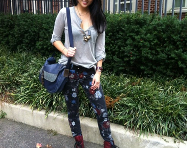 Featuring Chelsea Huang of the Washington Post!