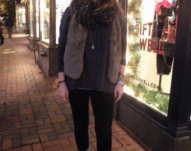 Street Fashion: Style Stalking in Georgetown