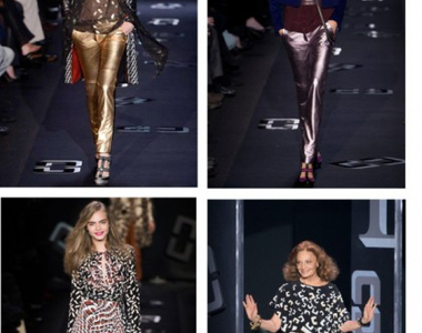 NYFW Our Favorite Looks from DVF