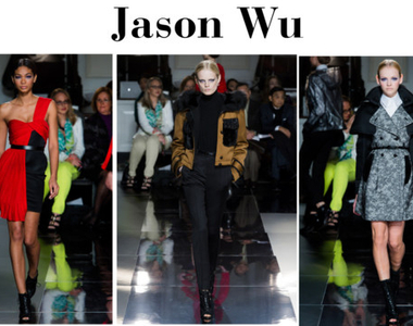 NYFW Our Favorite Looks from Jason Wu