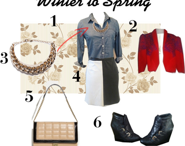 What to Wear Thurdays: Winter to Spring
