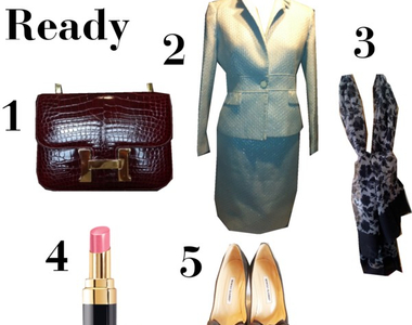 What to Wear Thursdays:  Interview Ready