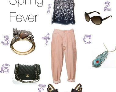 What to Wear Thursday:  Spring Fever