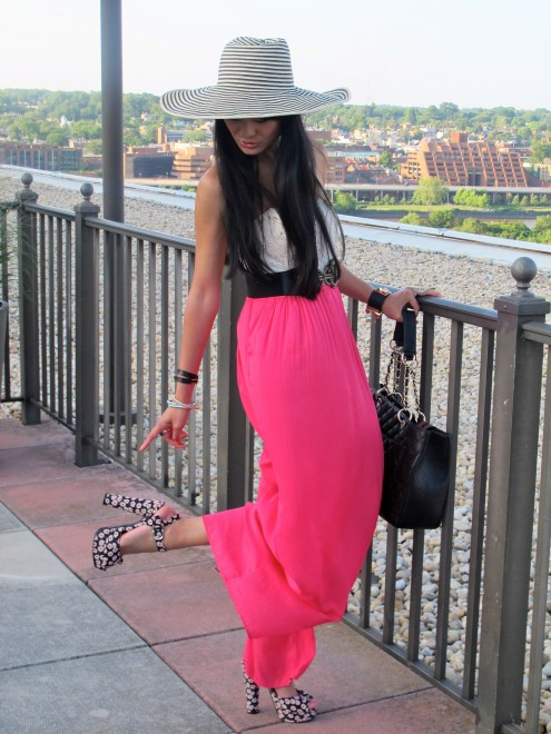 Street style: style stalking in DC