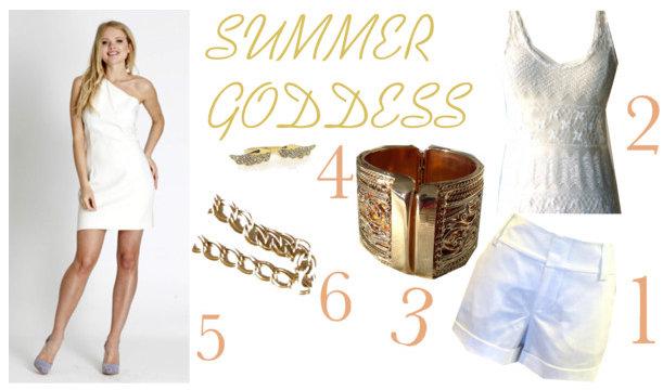 What to Wear Thursday: Summer Goddess