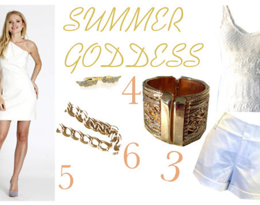 What to Wear Thursday: Summer Goddess