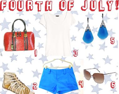 What to Wear Thursday: Fourth of July Festive