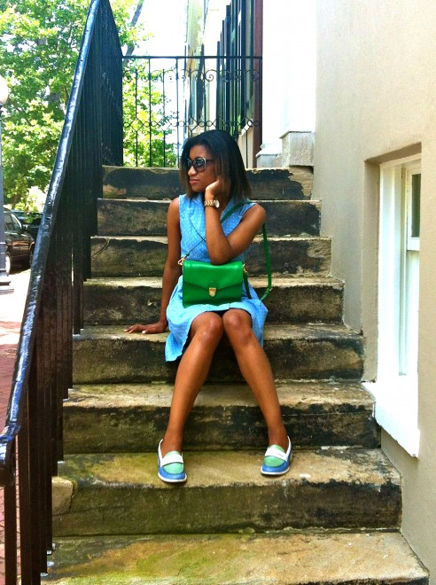 Style Stalking in DC: Beat the Heat