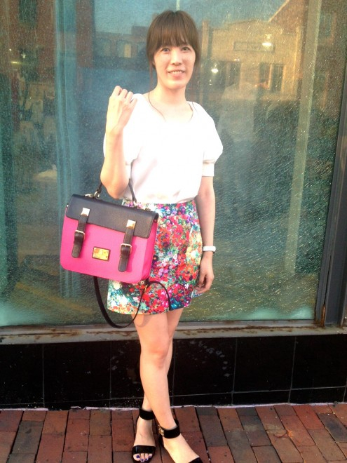 Street Style Stalking: Office Chic