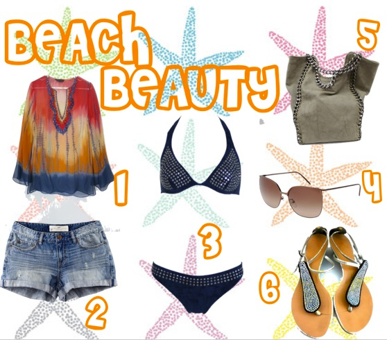 What to Wear Thursday: Beach Beauty