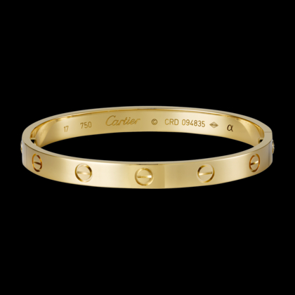Cartier Love Bracelet investment piece