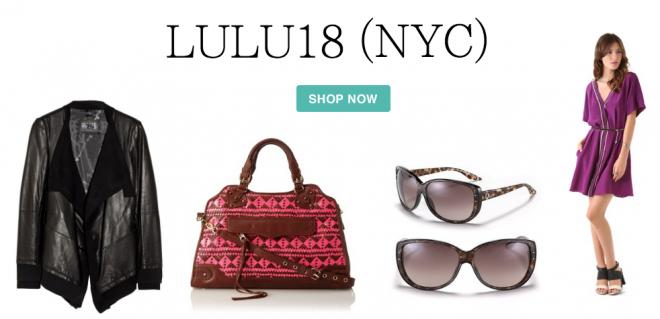 Lulu18's NYC's closet, designer consignment
