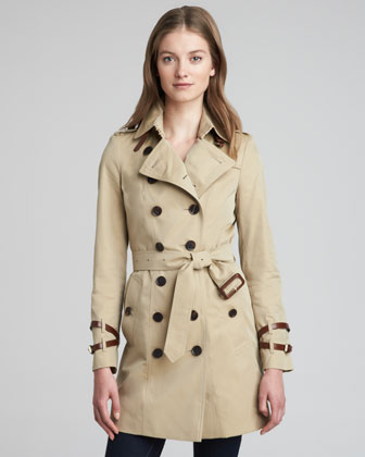 Classic Burberry trench to invest in