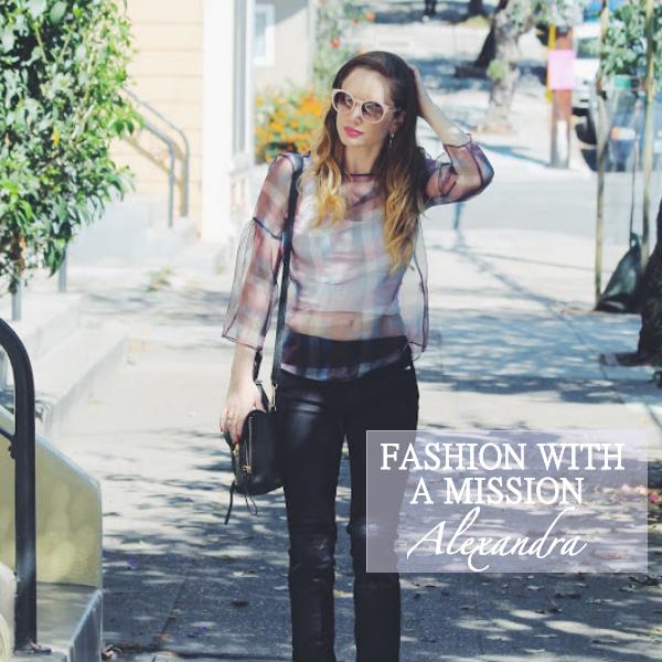 Blogger SF Shop Girl