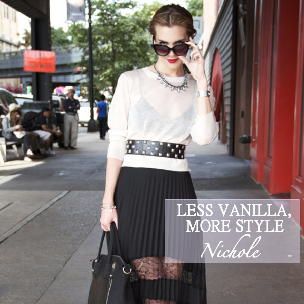 Blogger Vanilla Extract