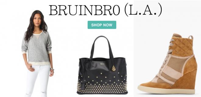Bruinbr0 LA's closet, designer consignment