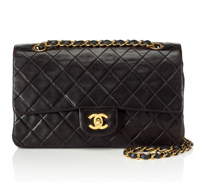 Chanel classic quilted flap bag investment piece
